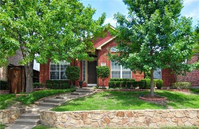 Allen Single Family Home Active Option Contract: 2004 Fox Glen Drive