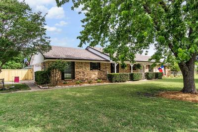 Rockwall Single Family Home Active Option Contract: 9 Harker Circle