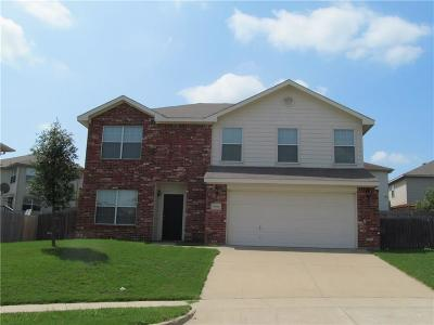Fort Worth Single Family Home For Sale: 10113 Mount Pheasant Court