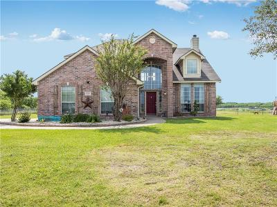 Royse City Single Family Home Active Option Contract: 126 Eastward Drive