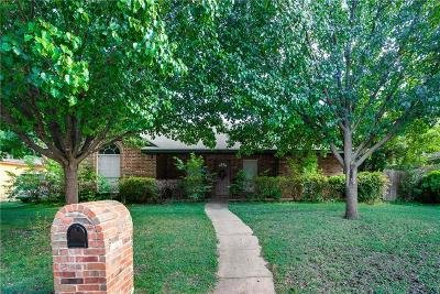 McKinney Single Family Home Active Option Contract: 912 E Standifer Street