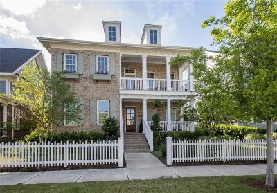 McKinney Single Family Home For Sale: 2205 State Boulevard