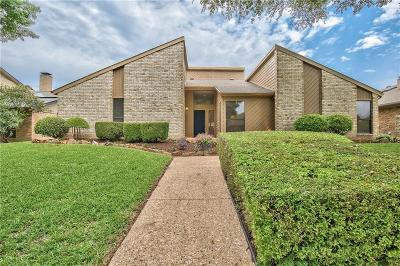 Dallas, Fort Worth Single Family Home Active Option Contract: 6633 Clearhaven Circle