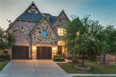 McKinney Single Family Home For Sale: 308 Gentle Creek Drive