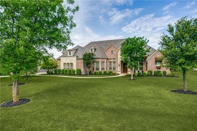 Celina TX Single Family Home For Sale: $725,000
