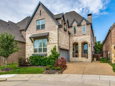 Lewisville Single Family Home Active Option Contract: 610 Evelake Court