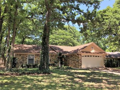 Azle Single Family Home Active Option Contract: 909 Red Oak Street