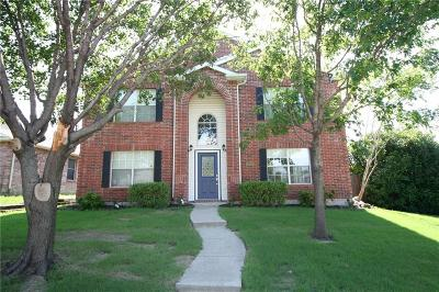 Carrollton  Residential Lease For Lease: 4503 Lone Star Drive