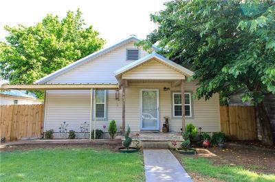 Mineral Wells Single Family Home For Sale: 403 9th Street