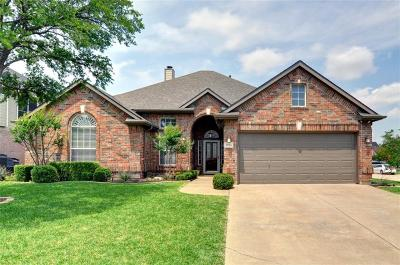 Haltom City Single Family Home Active Option Contract: 5713 Kelly Court