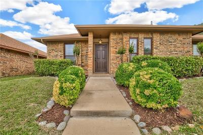 Carrollton Single Family Home Active Contingent: 3231 Northview