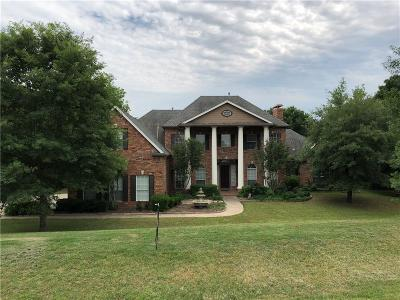 Denton Single Family Home For Sale: 1905 Wickwood Court