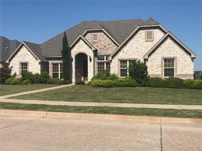 Granbury Single Family Home For Sale: 2403 Waters Edge