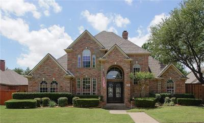 Coppell Single Family Home Active Option Contract: 905 Falcon Lane