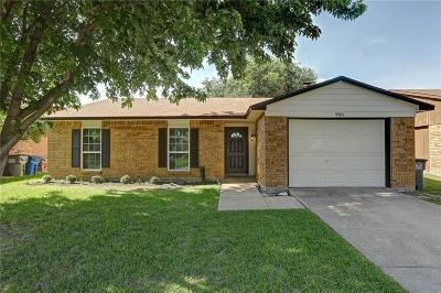 Allen Single Family Home For Sale: 906 Rolling Ridge Drive