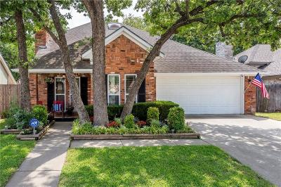 Irving Single Family Home For Sale: 1505 High Crest Court