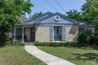 Plano Single Family Home For Sale: 1505 E 15th Street