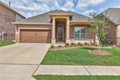 Lewisville Single Family Home For Sale: 2025 Milano Lane