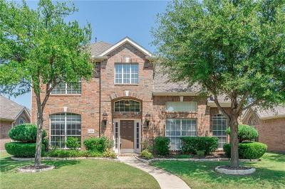Frisco Single Family Home Active Option Contract: 11528 Balcones Drive