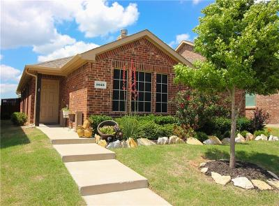 Royse City, Union Valley Single Family Home For Sale: 1625 Applegate Way