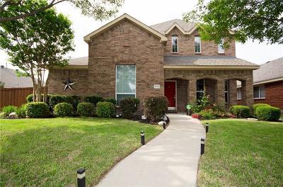 Allen Single Family Home For Sale: 1624 Summerfield Drive