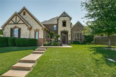 North Richland Hills Single Family Home For Sale: 7832 Forest Hills Court