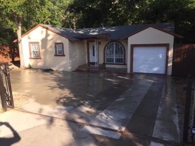 Dallas Single Family Home For Sale: 7512 Avenue Q