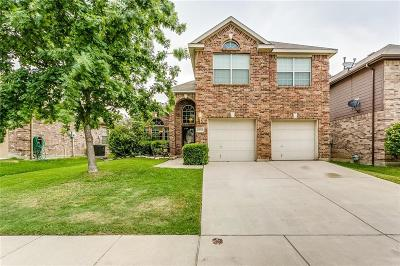 Fort Worth Single Family Home Active Option Contract: 6352 Redeagle Creek Drive