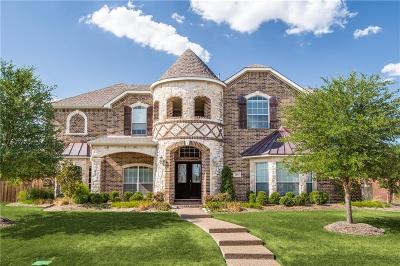 Prosper Single Family Home For Sale: 1101 Three Rivers Drive