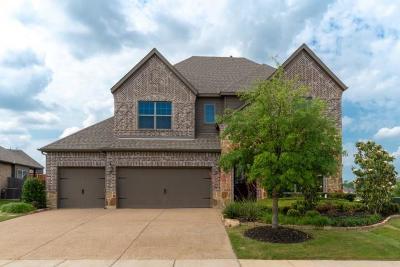 McKinney Single Family Home For Sale: 5500 Ridgepass Lane