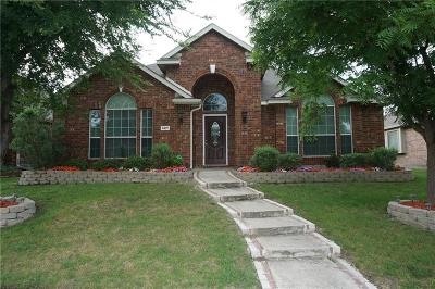 Allen Single Family Home For Sale: 1417 Brook Ridge Avenue
