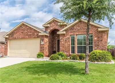 Melissa Single Family Home For Sale: 1112 Johnson Drive