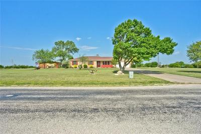 Rhome TX Single Family Home Active Option Contract: $267,500
