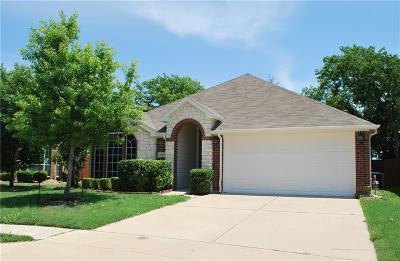 Fort Worth TX Single Family Home For Sale: $214,950