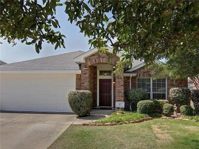 Fort Worth Single Family Home For Sale: 10625 Lipan Trail