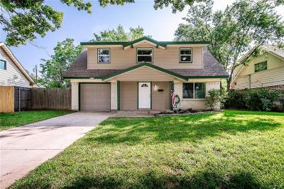 Mesquite Single Family Home For Sale: 2712 Catalina Drive