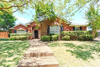 Frisco Single Family Home For Sale: 11740 Cotswold Drive