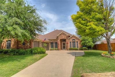 Rowlett Single Family Home For Sale: 8502 Sawgrass Lane