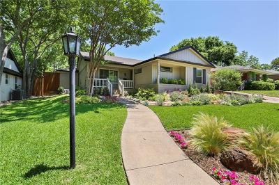 Dallas Single Family Home For Sale: 11636 Sasanqua Lane