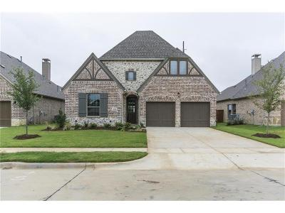Grapevine Single Family Home For Sale: 4725 Hill Meadow Road