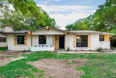 Richardson Single Family Home For Sale: 723 Silverstone Drive