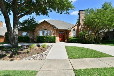 Coppell Single Family Home Active Option Contract: 754 E Bethel School Road