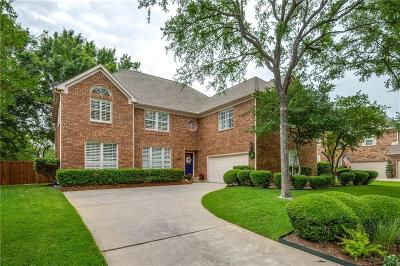 Irving Single Family Home Active Contingent: 2326 Pistachio Drive