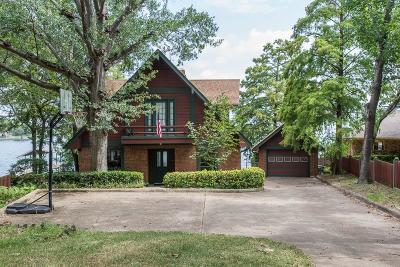 Mabank Single Family Home For Sale: 127 Pebble Beach Drive