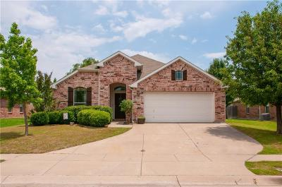 Waxahachie Single Family Home For Sale: 106 Fallen Rock Drive