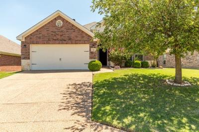 Willow Park Single Family Home Active Option Contract: 106 Wagon Wheel Road