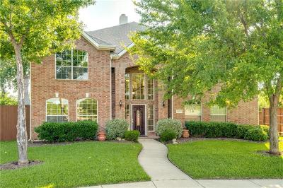 Frisco Single Family Home For Sale: 11376 Adobe Trail