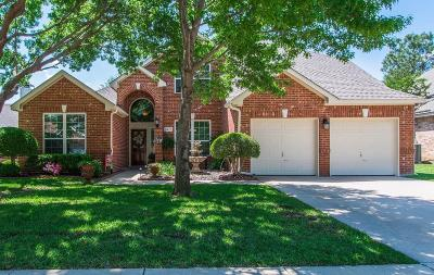 Flower Mound Single Family Home Active Option Contract: 1317 Rosewood Trail