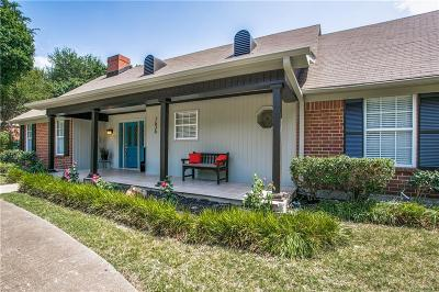 Dallas Single Family Home For Sale: 7636 Fallmeadow Lane