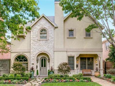 Single Family Home For Sale: 3436 Potomac Avenue